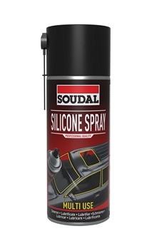 BOTE SPRAY SILICONA LIQUIDA SOUDAL