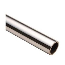 TUBO CROMADO REDONDO 12mm (METROS)