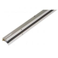 BURLETE EMBUTIDO 1-1000mm INOX. MATE