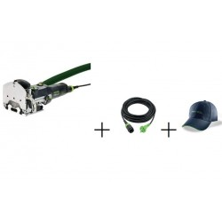 FRESADORA ESPIGAS FESTOOL DOMINO DF 500 Q SET + CABLE